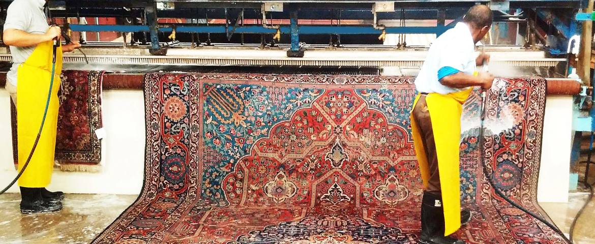 Oriental Rug Cleaning Newprocess